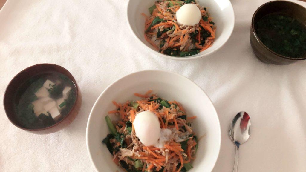「そぼろと野菜のビビンバ」はOisix人気でも1位を獲得するほどの人気商品