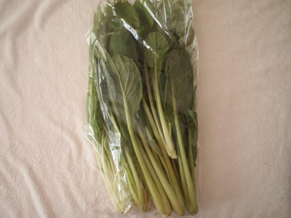 ビオマルシェの小松菜