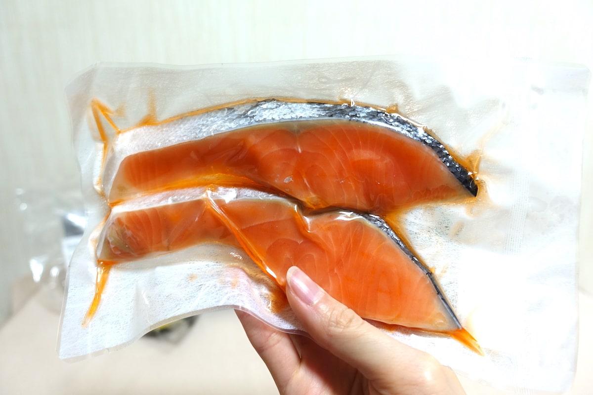 オイシックスの銀鮭
