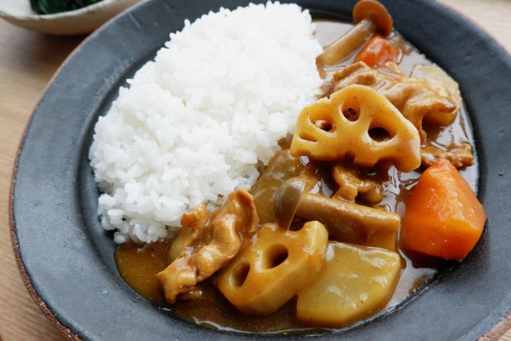 坂ノ途中の野菜で作った根野菜カレー