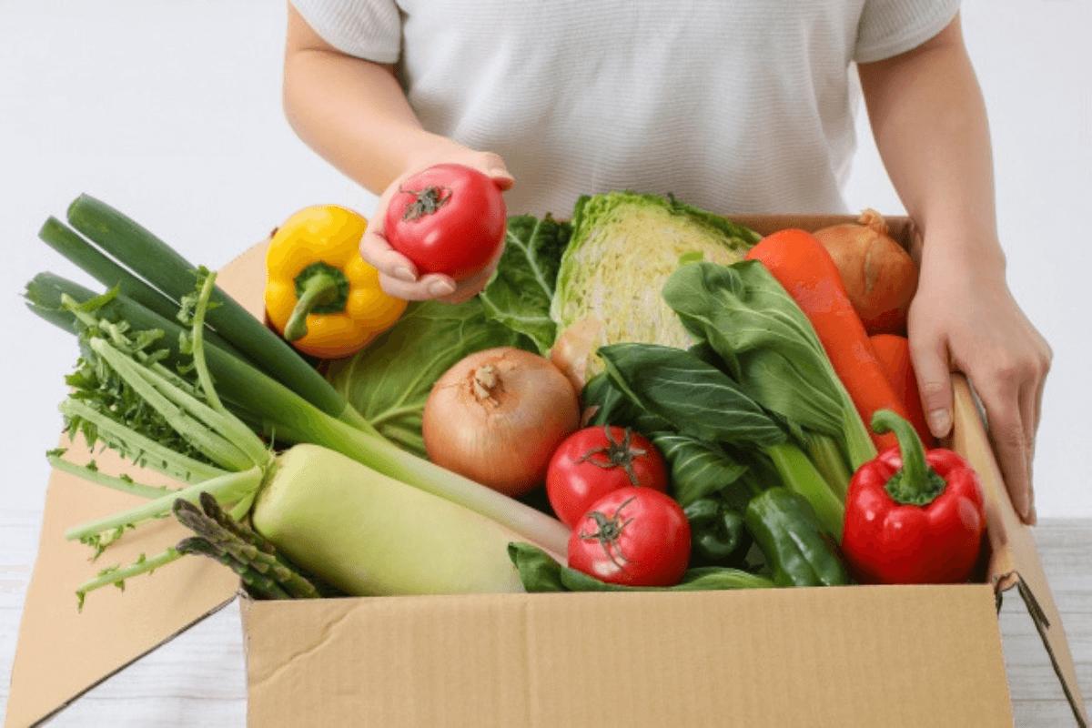 有機野菜やオーガニック食品が多い食材宅配