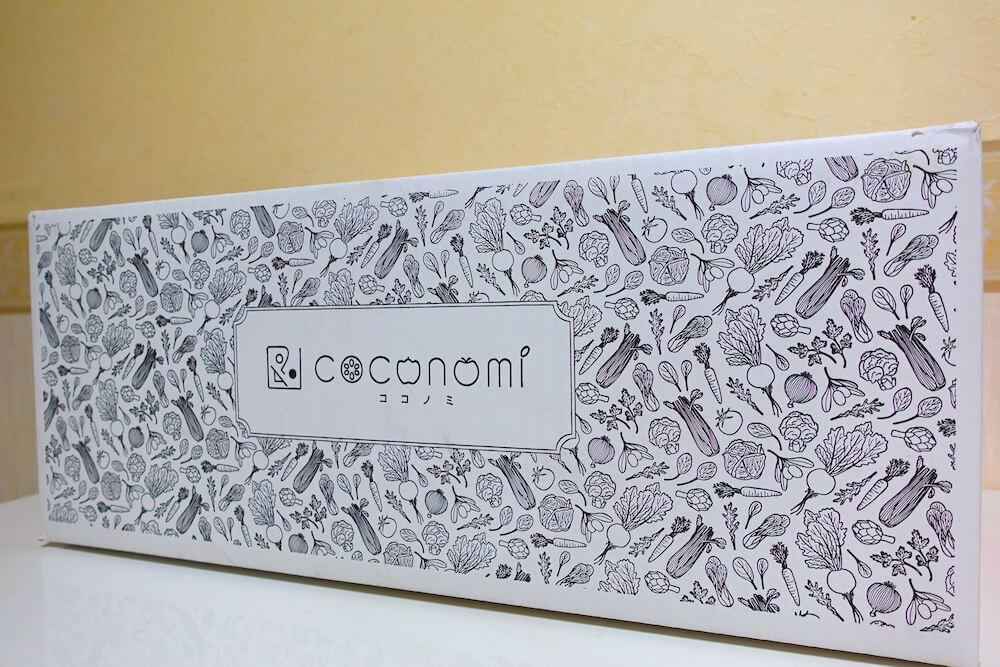 ココノミの野菜の箱
